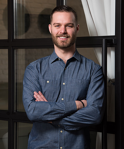 Dr. Andrew Oestreich, Waco chiropractor